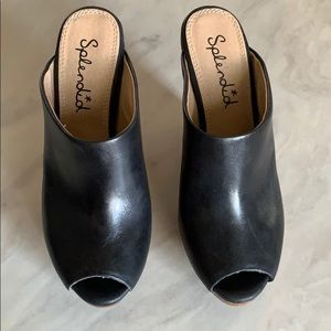 Anthropologie Shoes - *Anthropologie* Splendid Leather Wedges!